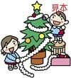 パステルイラスト集 Vol.1 クリスマスのイラスト