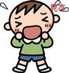パステルイラスト集 Vol.1 泣くのイラスト