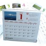 卒園記念「卓上カレンダー」