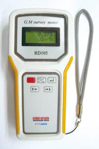 ガイガーカウンター「RD105」