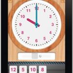 アプリ「時計くみたてパズル- 楽しく学ぶ!時計の読み方」