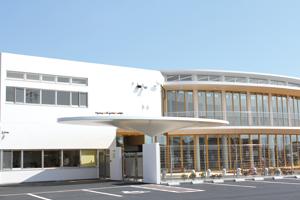 2014 年3月に完成した新園舎