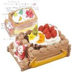 昨年のグランプリ作品「サンタがソリに乗ってお届ケーキ!!」