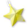 ペパクラ「星の短冊」
