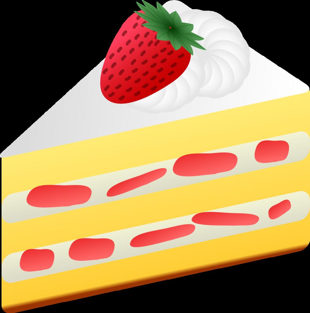 イラスト「ケーキ」 | 幼稚園 ... : 無料シール : 無料