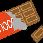 イラスト「チョコレート」