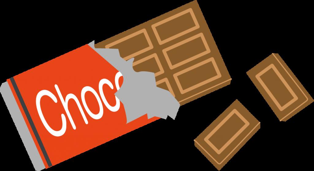 イラスト チョコレート 幼稚園 保育園の先生が読むパステルit新聞