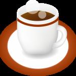 イラスト「コーヒー」