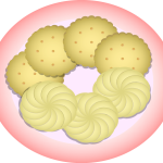 イラスト「クッキー」