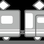 イラスト「電車」