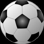 イラスト「サッカーボール」