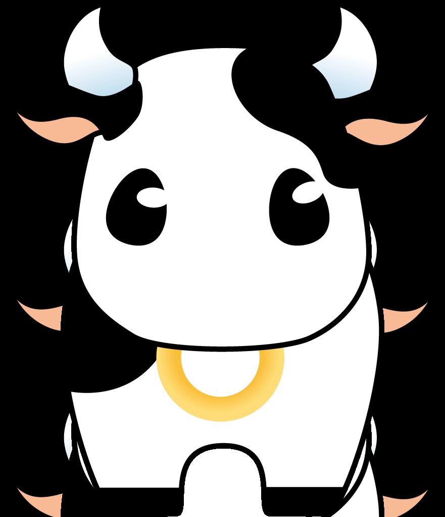「牛 イラスト」の画像検索結果