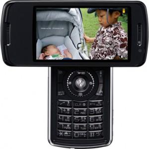 携帯電話でも高画質で表示