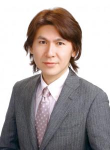 代表の栗原典裕氏。今春には出版も予定