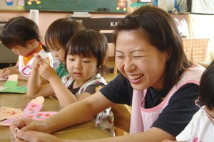 休日を楽しく過ごすことで、子どもたちとの時間もより充実するという