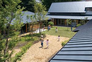 本当の「子どもの家」づくり 理想的な自由空間をめざして(サブ1)