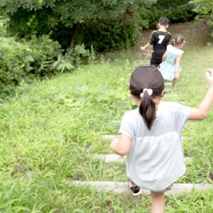 親子遠足を1日中楽しもう! 遠足で取り入れたい遊びまとめ