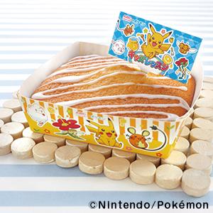 ケーキの完成写真