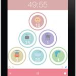アプリ「楽しいタイマー IconTimer」